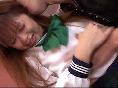 Japon ev videoda Noriko Kago kız öğrenci porno