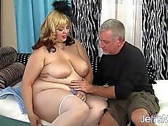 Rencontres chubby modèle de Buxom de Bella baise