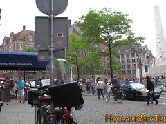 Hollantilainen prossie lyötiin