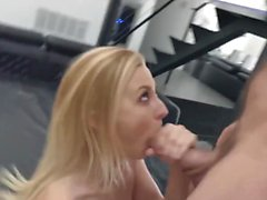 Alexa Grace Gets Her Tight Pussy Stretched to the Max