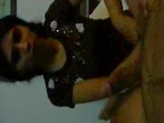 Пакистанская Салма Рафиг принятия Сперма