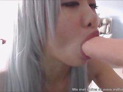 AsianSensation41 da Milfsexdating netto ottenuto culo rotondo scopata