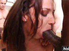 Jada Stevens gets a few big boners