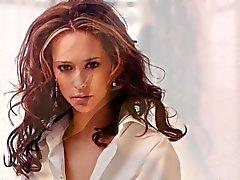 Jennifer Hewitt a vs Kate Beckinsale a Road 1er branler challenge