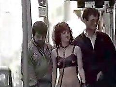 Amateur Rare Classic german slave in public (Camaster)