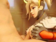 Overwatch d Mercy Widowmaker Porn Compliation