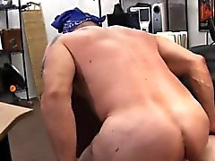 Straight adolescentes varones gay Snitches obtener Anal Banged!