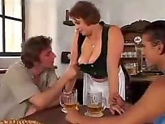 Hot Waitress