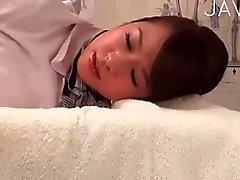 Cute babe dirty massaged