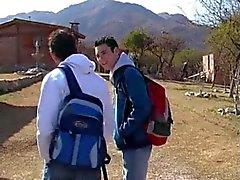 jälkitisle Andes Scene 1