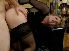 Cory Chase in StepMom Cums Home Too Early
