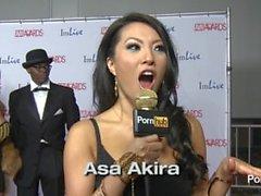 PornhubTV - Êtes-vous masturbe ? Prestation tapis rouge AVN de 2014