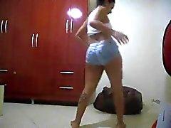 Big Ass Braziliaanse Teen 11