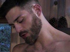 Big cazzo sesso anale gay e sborrata