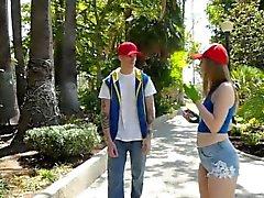 Pokemon Go And My Stepbro avec Dolly Leigh