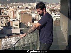 OyeLoca - Латина чистого Чистит дома а Cock !