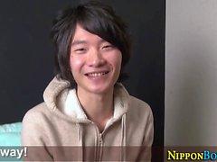 rimorchiatori adolescente solista di Giapponese