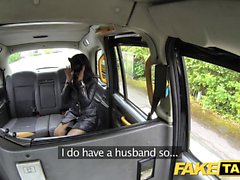 Fake Taxi Pussy cat role playing fantasy fuck