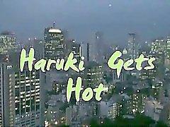 De Haruki consigue Bañera