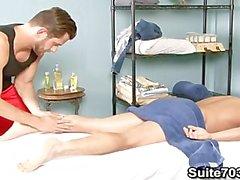 A hot 69 massage