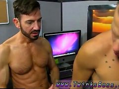 Male gay wrestling porn tubes Bryan Slater Caught Jerking