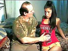 Twee scènes uit Italiaanse film ( Camaster )