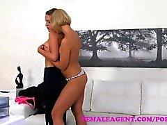 agents Lesbian FemaleAgent séduction sensuelle