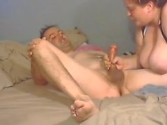 Emily Smith Kissing Sucking Cock Huge Titties Out Cumshot