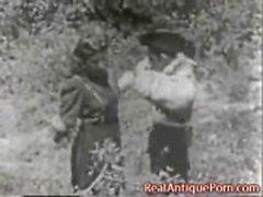 1915 Crazy Antik Porrstjärna