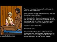 Мошенничество жену трахается черное ковбоев .