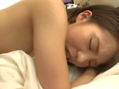 Japanese schoolgirl-sex with younger sister who likes masturbation 01