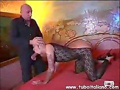 Italiaanse Anale Casting 20nne Inculata