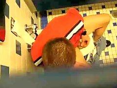 Short gh vid - college restroom