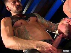 Big dick jock anal sex and cumshot