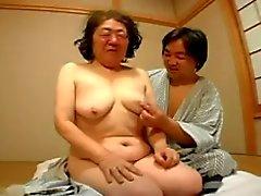 Japanese Grannies 60