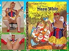 SizzleKitty vid'eo blanc de neige