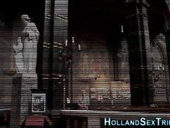 Ест из нидерландской проститутки