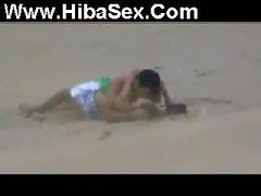 Geschlechts in der Algérie plage