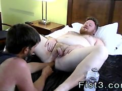 Guy gay sex comic movieture Sky Wine's got ginger cub Brock