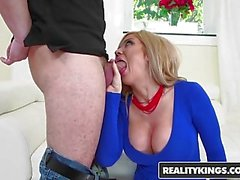RealityKings - Gros seins Boss - Pa - Le Fellation