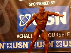 MUSCLEDAD Andrea Parronchi - Masters Over 40 - NABBA Universe 2014
