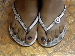 Капот MILF Черный Toes