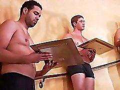 Massaggio al continuazione