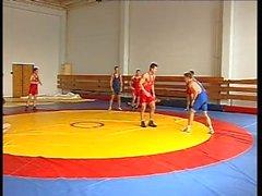 Bir The Wrestler Of Secrets - Scene 2