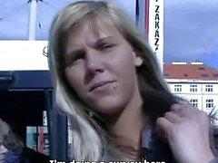 Checo LAS CALLES de Ilona lleva dinero para public sex