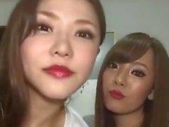 Instagram Canlı içinde Hitomi Tanaka & Okita Anri