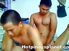 Pinoy Boys Gay Threesome