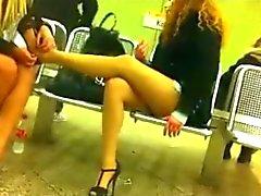 Salama jalat sukkahousut