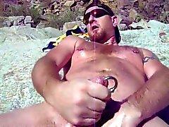 Oso In se a La di Casca bagno a Playa nudista