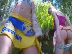 Drei Jungfrauen russisch Masturbation